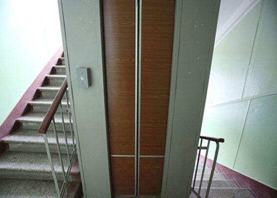 Подъемный лифт в жилом помещение должен выглядеть прилично