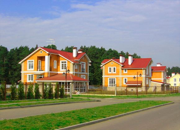 On the real estate market a lot of proposals in the Moscow region