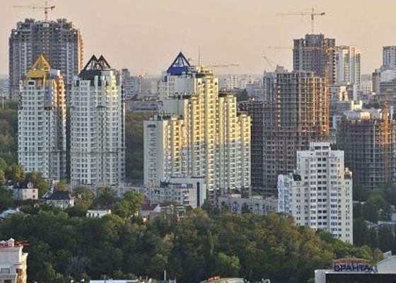 58% квартир в киевских новостройках относятся к эконом-классу