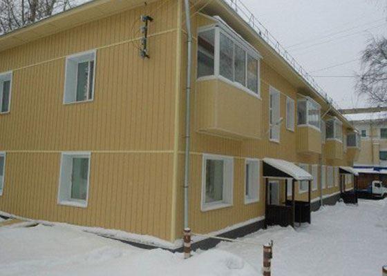 В Томске появился дом наивысшей степени энергоэффективности