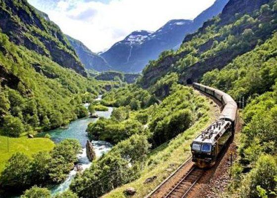 Автобусы и поезда - более удобный транспорт для путешествия по Европе