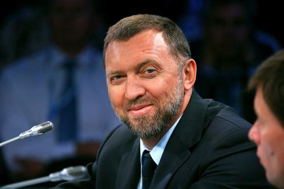 Олег Дерипаска в 2008 году был самым богатым в России