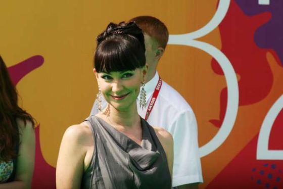 Нона Гришаева как всегда неотразима