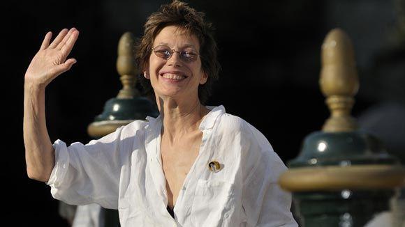 Джейн Биркин возмутила жестокость, с которой убивают крокодилов