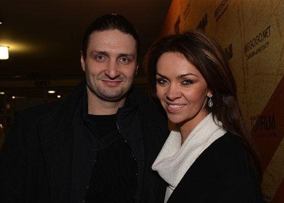 In the photo: Edgard Zapashny and Lera Kondra