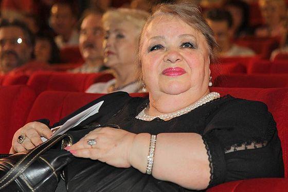 Здоровье Натальи Крачковской не позволяет ей сейчас сниматься