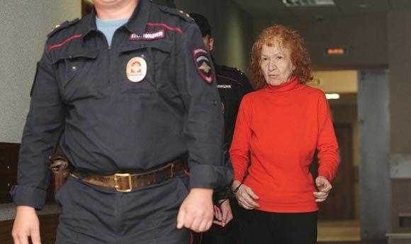 В Питере полиция поймала пенсионерку-убийцу