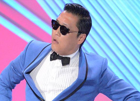 На фото: Psy