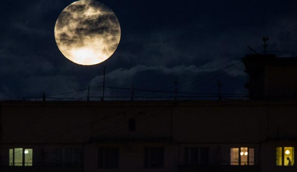Жители Земли увидят «лишнее» полнолуние в ночь на 1 августа