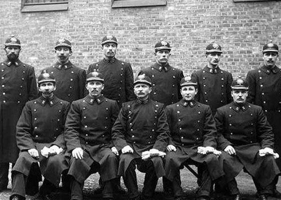 С конца Второй мировой войны только 10 полицейских были убиты в Норвегии