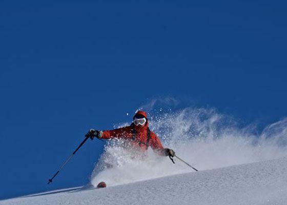 Норвегия является родиной катания на лыжах. На самом деле, слово «лыжи» значит для норвежцев - «кусок дерева»