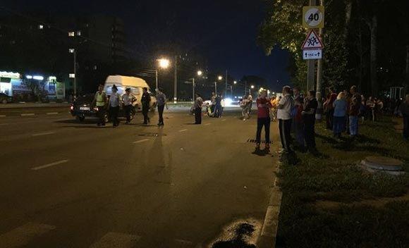 В Ульяновске требуют улучшить безопасность перехода, на котором погиб ребенок