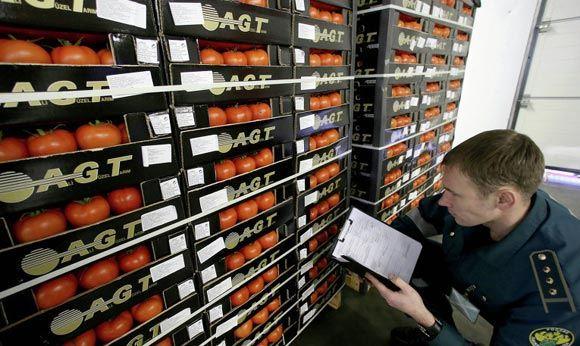 ФТС, Роспотребнадзор и Россельхознадзор будут искать и уничтожать запрещенные продукты