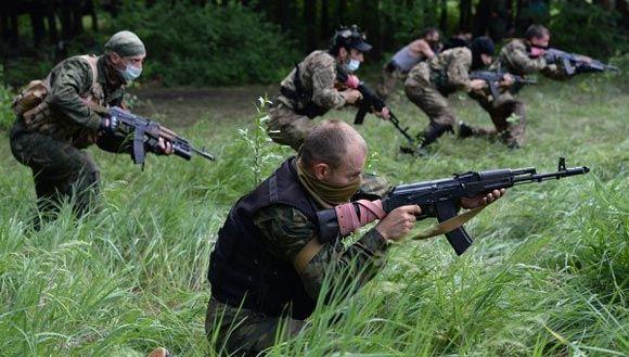В Сочи задержали подозреваемого в убийстве полицейских ополченца