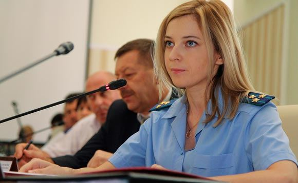 Media: Poklonskaya can become the head of the committee on security and anti-corruption