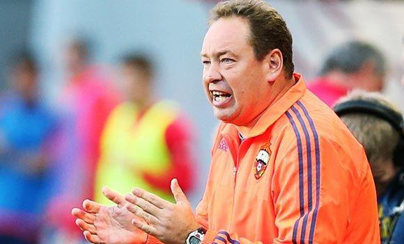 Леонид Слуцкий получил пост тренера российской сборной по футболу