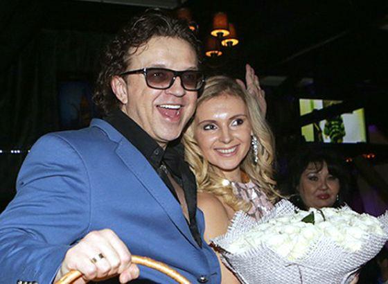 Рома с женой