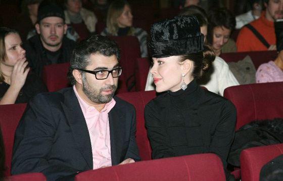 Ульяна с мужем
