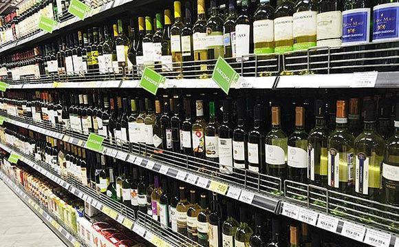 Роспотребнадзор обнаружил опасные вещества в американских винах