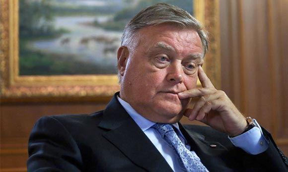 Якунин может стать сенатором от Калининградской области
