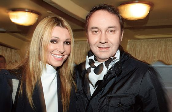 Анжелика и Анатолий были вместе с осени 2012 года