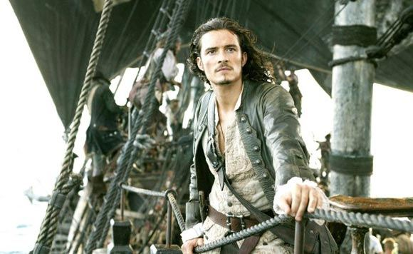 Orlando Bloom returns to the role of Will Turner