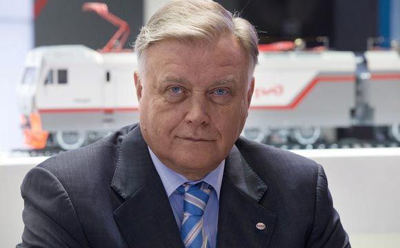 Владимир Якунин подтвердил сообщения о том, что он уйдет с поста главы РЖД