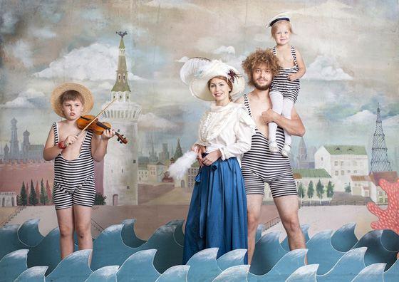 Image result for Илья Варламов, еврей, жена, с женой и детьми