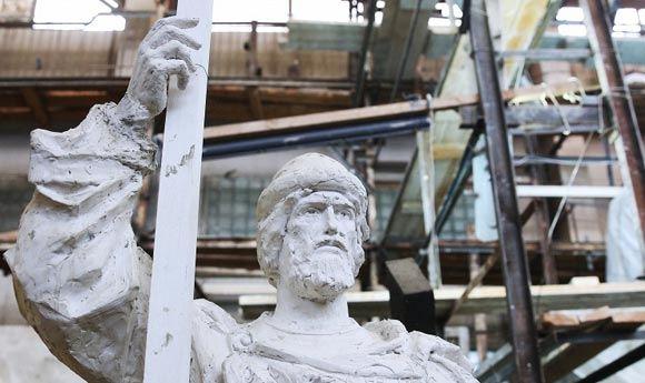 Москвичи считают, что памятник князю Владимиру следует установить на Боровицкой площади