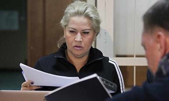 Protection Vasilyeva requests to postpone consideration of parole