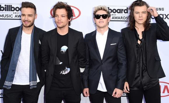 ������ One Direction � ������� ���� ���� ��������� �������
