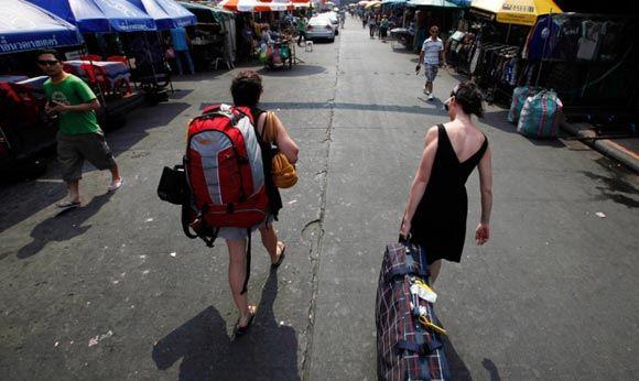 Россияне стали отказываться от зарубежных туров из-за падения рубля