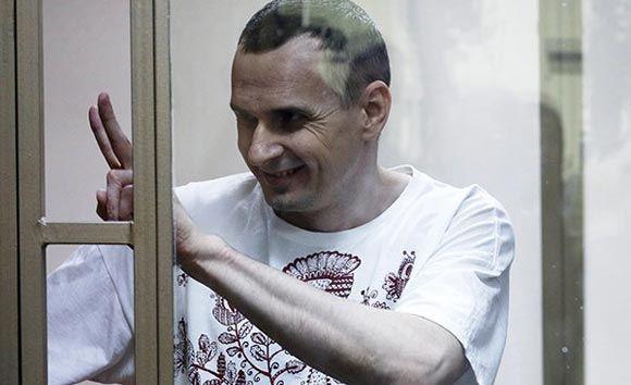Украинский режиссер Сенцов был признан виновным в подготовке терактов в Крыму