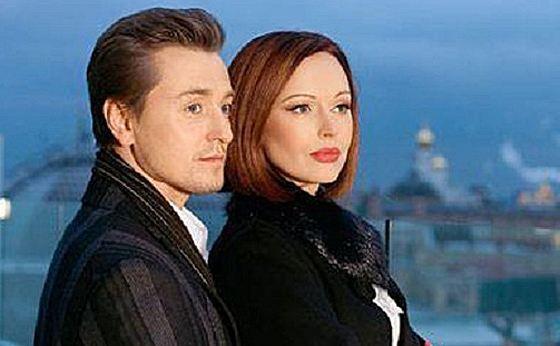 Сергей с женой Ириной