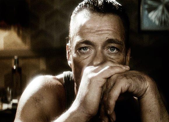 Pictured: Jean-Claude Van Damme