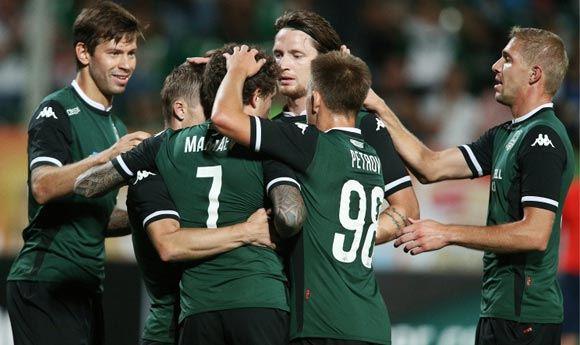 «Краснодар» прошел в групповой этап Лиги Европы