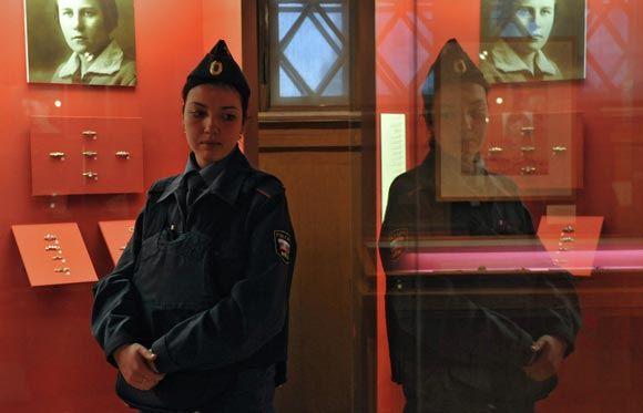В МВД разработали новую систему охраны музеев