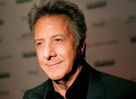 Pictured: Dustin Hoffman