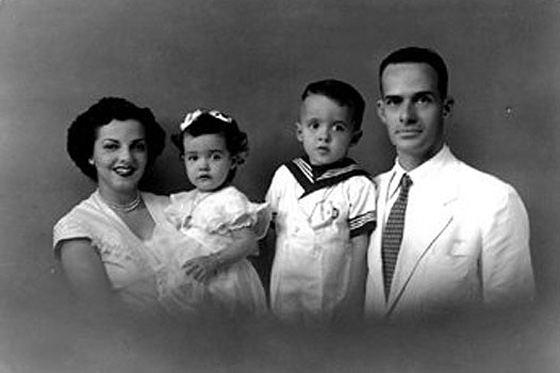 Family of Paulo Coelho