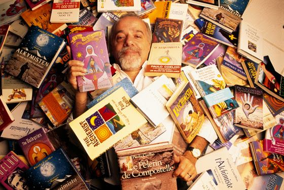 Paulo Coelho always wanted to write books and be a writer