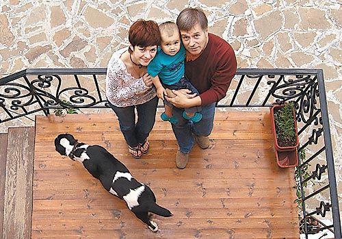 В семье Игоря Ливанова ожидается пополнение