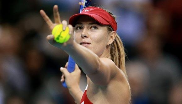 Мария Шарапова снялась с US Open из-за травмы ноги