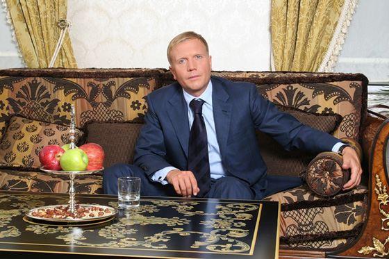 Инвестор Дмитрий Шумков