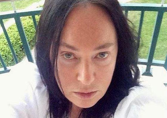 Лариса Гузеева без макияжа