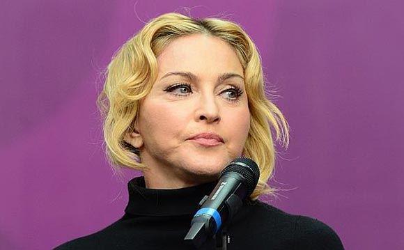 Мадонна заняла третье место в топе самых богатых музыкантов