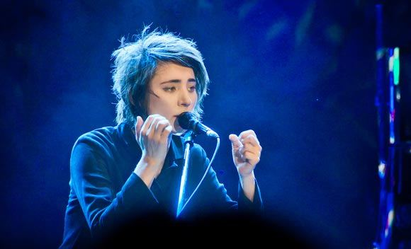 Zemfira plans to record new songs in autumn
