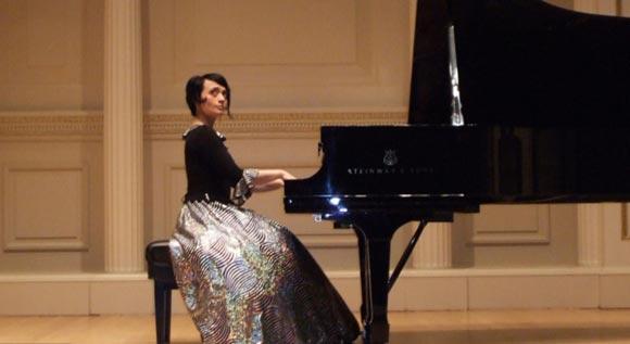 В Манчестере была убита норвежская пианистка Наталья Стрельченко