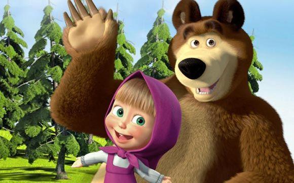 Новость о закрытии сериала «Маша и Медведь» вызвала фурор