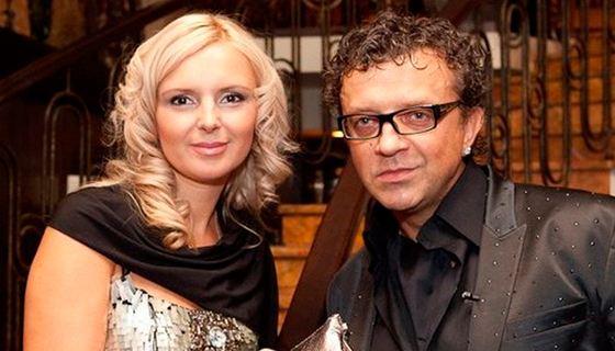 Рома с женой Еленой