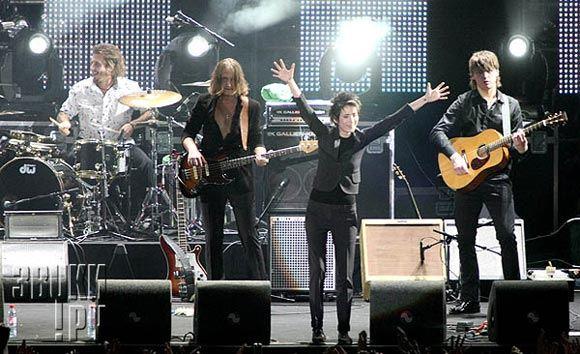 МВД Ростова-на-Дону возобновило проверку касательно концерта Земфиры в 2013 году